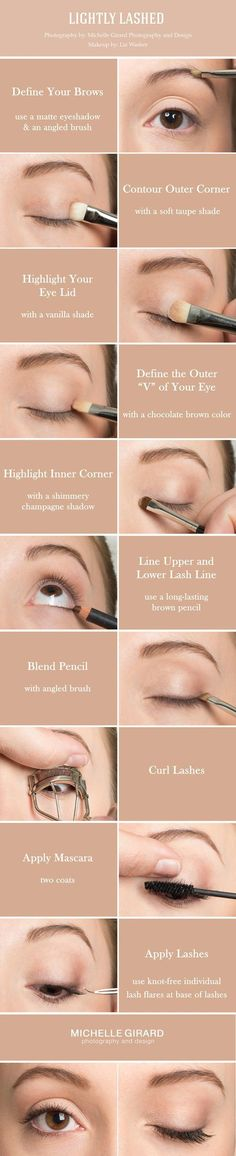 20 No-Make-up Make-up Tutorials For The Good Pure Look - Gurl.com. Figure out more by going to the picture link