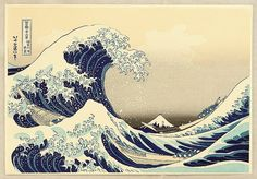 the great wave off kanagawa - Google Search