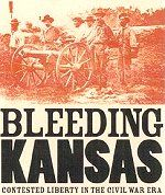 "Bleeding Kansas was a series of violent political confrontations involving anti-slavery Free-Staters and pro-slavery ""Border Ruffian"" elements that took place in the Kansas Territory and the neighboring towns of the state of Missouri between 1854 and 1861."