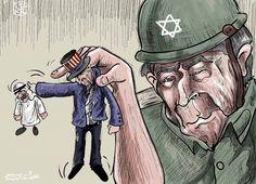 كاريكاتير - محمد سباعنة (فلسطين)  يوم الثلاثاء 6 يناير 2015  ComicArabia.com  #كاريكاتير