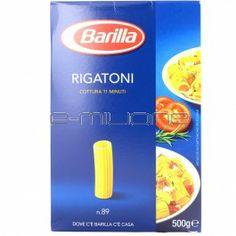 PASTA RIGATONI BARILLA GR 500