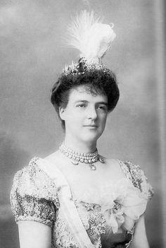 HM Queen Amélie of Portugal (1865-1951) née Her Royal Highness Princess Amélie of Orléans