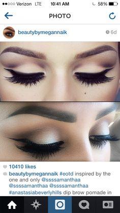 Wedding - eye make up