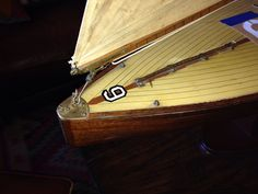 Original Fisher hardware : 6, Christibys