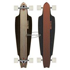 """LONGBOARD PROWLER CRUISER BLACK 38"""" (GLOBE) - INERCIA Online / Longboard / Longboards Completos / Freeride - Downhill"""