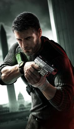 Splinter Cell Conviction patriots-cover by ~T-e-r-m-i-n-a-t-o-r on deviantART