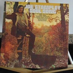 Joe Stampley Lp Soul Song Near Mint #AlternativeCountryAmericanaContemporaryCountryCountryPopHonkyTonkOutlawCountryProgressiveCountryTraditionalCountry