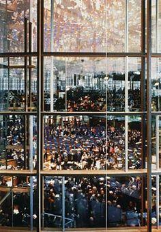 Andreas Gursky, Bundestag, Bonn, 1998