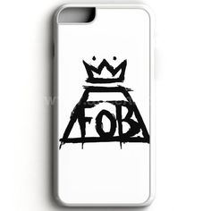 Fall Out Boy White iPhone 7 Case | aneend