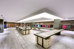 VIGOSS Textile - Showroom and Design Office  - Explore, Collect and Source architecture