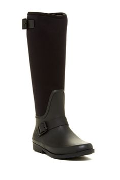 Cat Rain Boot by French Connection on @nordstrom_rack