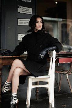 Elodie Yung for Sorbet Magazine : The Queens of Beauty Elodie Yung, Lucy Liu, Vampire The Requiem, Elektra Natchios, Sabrina Claudio, Fc B, Oui Oui, Gal Gadot, Runway Models