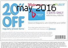 Walgreens coupons & Walgreens promo code inside The Coupons App. off at Walgreens with free rewards card, or online via promo code April Walgreens Photo Coupon, Walgreens Coupons, Dollar General Couponing, Coupons For Boyfriend, Free Rewards, Coupon Stockpile, Free Printable Coupons, Love Coupons, Grocery Coupons