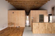 Loft House,© Daisuke Shima / ad hoc inc