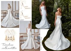 Our 3 favourite bridal week trends - Emmy London One Shoulder Wedding Dress, Trends, London, Bridal, Wedding Dresses, Fashion, Bride Dresses, Moda, Bridal Gowns