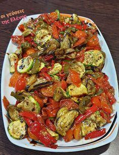 Νόστιμη σαλάτα ψητών λαχανικών! Kung Pao Chicken, Fitness Tips, Salad, Ethnic Recipes, Food, Fitness Hacks, Essen, Salads, Meals