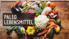 Eine vollständige Liste mit allen Paleo Lebensmitteln. Ob Fisch, Fleisch, Öle & Fette, Obst oder Gemüse, hier findet ihr alle Paleo Lebensmittel.