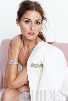 Brides.com: Exclusive Outtakes from Olivia Palermo's Brides Cover Shoot. Olivia Palermo, our June/July cover girl, is a fashion icon, e-commerce entrepreneur, and one of the most stunning brides-to-be ever. Need proof? Just check out our new issue (on newsstands now!) to see the star model gorgeous wedding dresses — from Marchesa, Elie Saab, Monique Lhuillier, and more — like a pro.