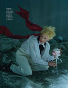 A Rose Without Thorns (W Magazine)Tim Walker