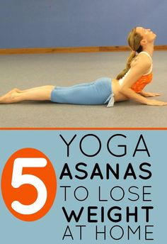 5 Most Effective Yoga Asanas for Losing Weight at Home
