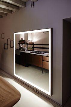 SP14 Mirror by Neunzig Design, Boffi Accessory