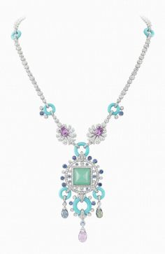The last installment of this series previewing the jewelry collections that will be participating in the 26th annual Biennale des Antiquaires this September will highlight pieces from Piaget, Van C…
