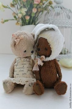 Cute baby teddies