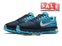 best quality 5ce6a 2e66a Nike Air Max 2017 - Chaussure de Nike Running Pas Cher Pour Homme