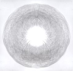 Tony Orrico: The Human Spirograph  Mock-mathematics, or how to turn the human body into a graceful precision instrument.  Tony Orrico — artist, dancer, human spirograph. He creates remarkable large-scale mock-mathematical drawings with a savant's focus and a marathoner's endurance, sometimes drawing for up to four hours continuously, hitting our soft spot for the intersection of art and mathematics with delicious precision.
