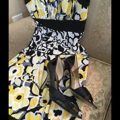 Carole Little dress Super cute and comfortable Carole Little dress Carole Little Dresses Midi