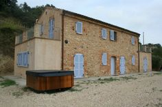 House for sale in the Adriatic coast resort on holiday in Le Marche italy: Casa Lara