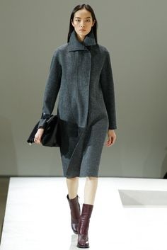 Jil Sander Fall 2014 Ready-to-Wear Fashion Show - Ine Neefs