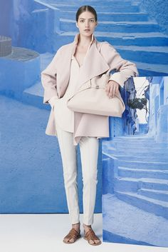 Akris Resort 2015 Collection Photos - Vogue
