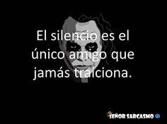 #SeñorSarcasmo