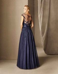 Perfect For Bridesmaids, Parties & Stylish Celebrations – The 2017 Cocktail Collection By Pronovias   Love My Dress® UK Wedding Blog + Wedding Directory Ball Gown Dresses, Dresses Uk, Elegant Dresses, Prom Dresses, Formal Dresses, Wedding Dresses, Robes Quinceanera, Buy Dress, Beautiful Gowns