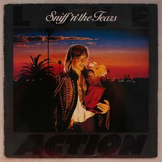 """SNIFF 'N' THE TEARS """"LOVE ACTION"""" (1981)"""