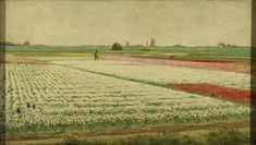 Tulpenvelden, Gerrit Willem Dijsselhof, 1890 - 1922