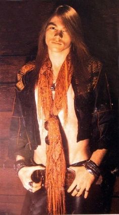 "William ""Axl"" Rose. <3"
