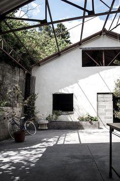 Former Paper Mill Loft Renevation - Anduze, France