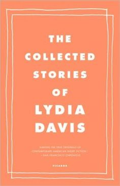 "Lydia Davis is one of our most original and influential writers. She has been called ""an American virtuoso of the short story form"" (Salon) and ""one of the quiet giants . . . of American fiction"" (Los Angeles Times Book Review). Now, for the first time, Davis's short stories will be collected in one volume, from the groundbreaking Break It Down (1986) to the 2007 National Book Award nominee Varieties of Disturbance."