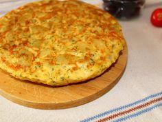 Tortilla spaniola - Bucataria cu noroc Noroc, Pizza, Cheese