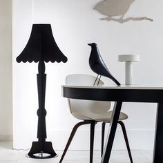 A that can provide both direct and ambient Floor Lamp: Āhua Classic Black Eames, Floor Lamp, Art Deco, Canning, Photo And Video, Lighting, Classic, Inspiration, Furniture