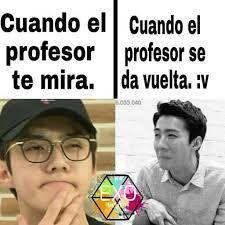 Resultado de imagen para memes exo español