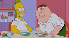¡Los Simpson y Padre de Familia unidos! - good2b lifestyle Barcelona & Madrid