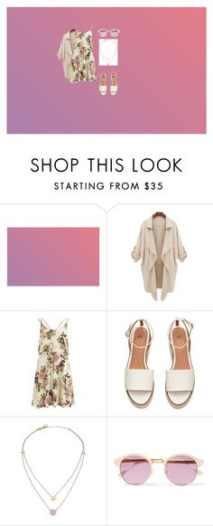 """""""Summer 2k16"""" by izzybelle1013 on Polyvore featuring VILA, Michael Kors and Sheriff&Cherry"""