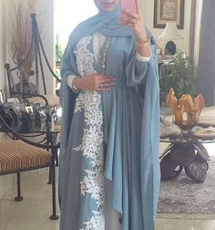 IG: Hala_Collection || IG: BeautiifulinBlack || Modern Abaya Fashion ||