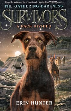 """Can This Pack of Dogs Survive The Growing Threat From Within? Survivors: A Fifth Paw """"Kids"""" Book Ruffview!  Great Book For kids! Read our review here... www.thefifthpaw.com"""