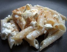 Curd cheese pasta - CookTogether