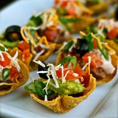 30 Super Bowl Snack Ideas - Momtastic