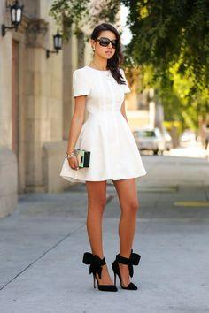Annabelle Fleur of Fashion Blog Vivaluxury - fashionsy.com